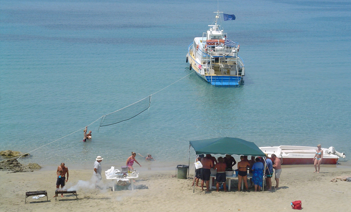 Kefalonia Daily Cruises - Kefalonia Private Tours